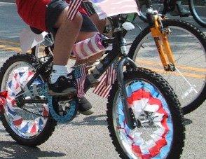 Memorial Day Bike Parade