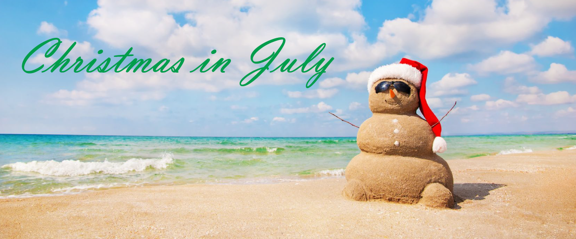 Christmas In July Sale Ideas.Christmas In July Retail Traffic Promotion