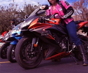 Womens Motorcycle Month