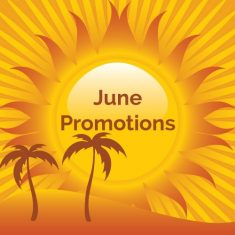 Promotional Ideas For June