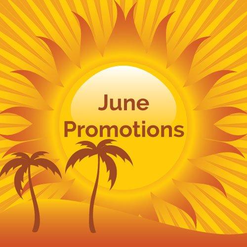 Promotional Ideas June