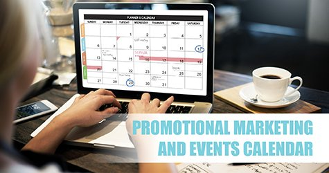 Marketing Events Calendar