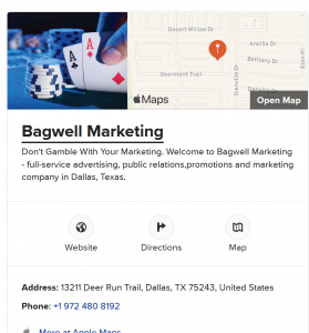 Claim Your Google My Business Listing